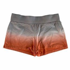 Bebe Dip Dye Stretchy Shorts